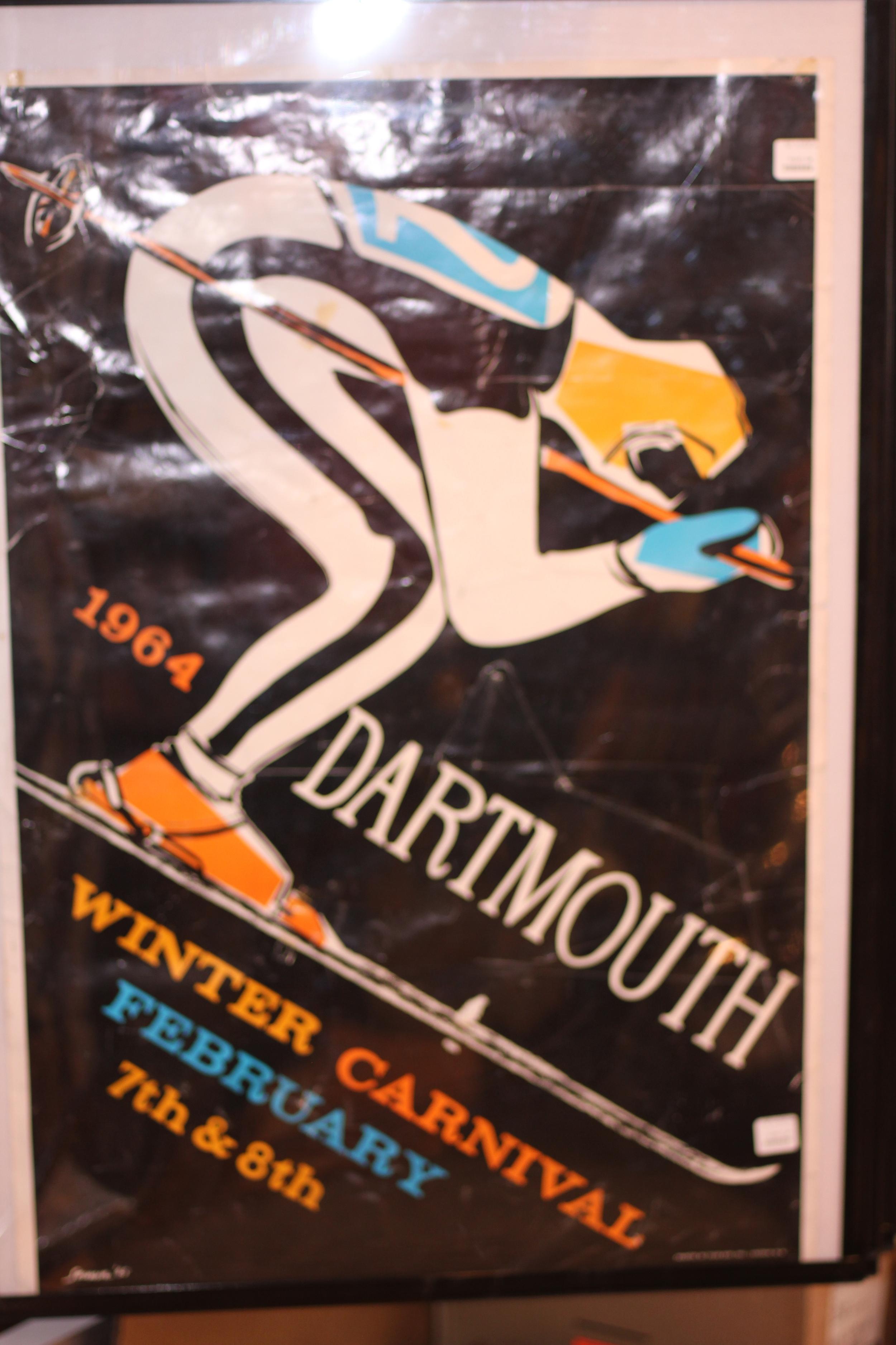 Dartmouth Winter Carnival 1964