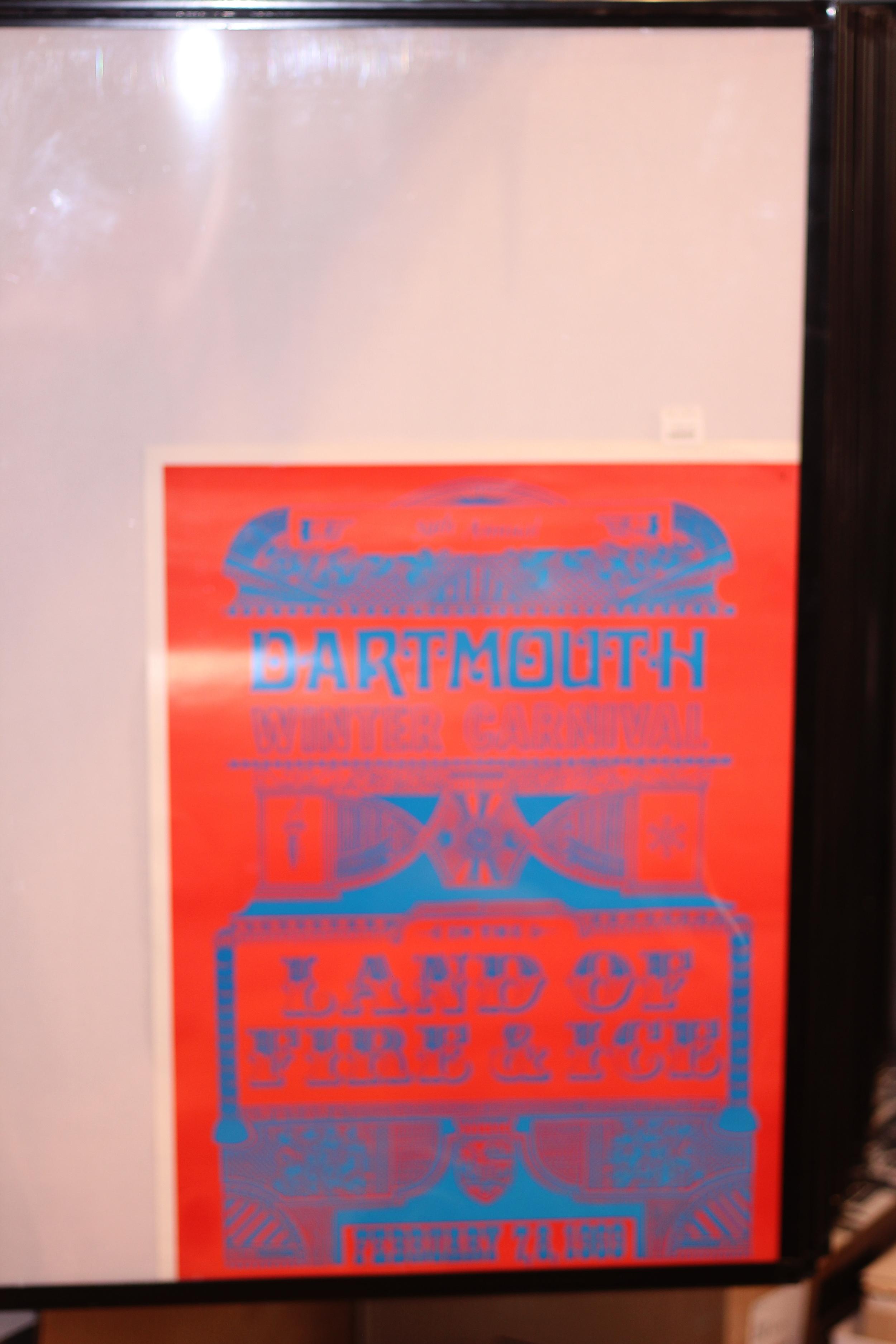 Dartmouth Winter Carnival 1969