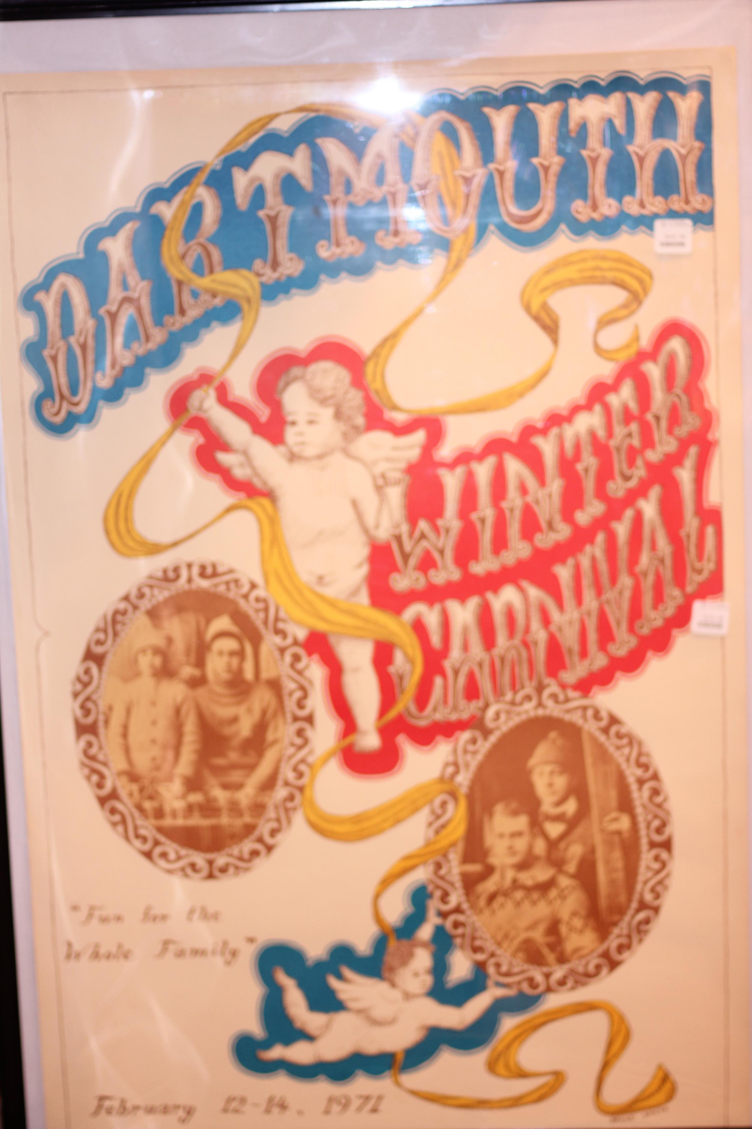 Dartmouth Winter Carnival 1971