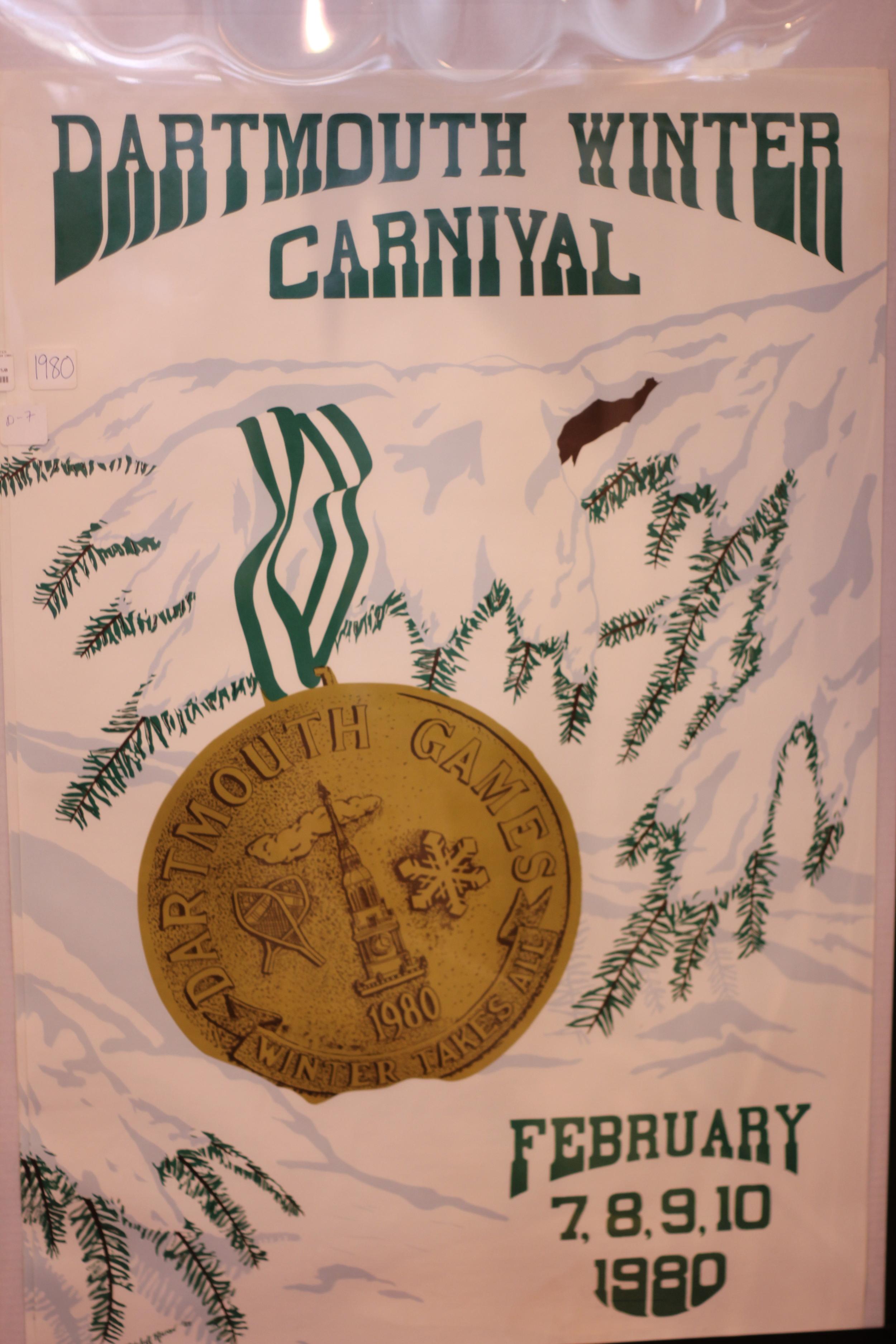 Dartmouth Winter Carnival 1980