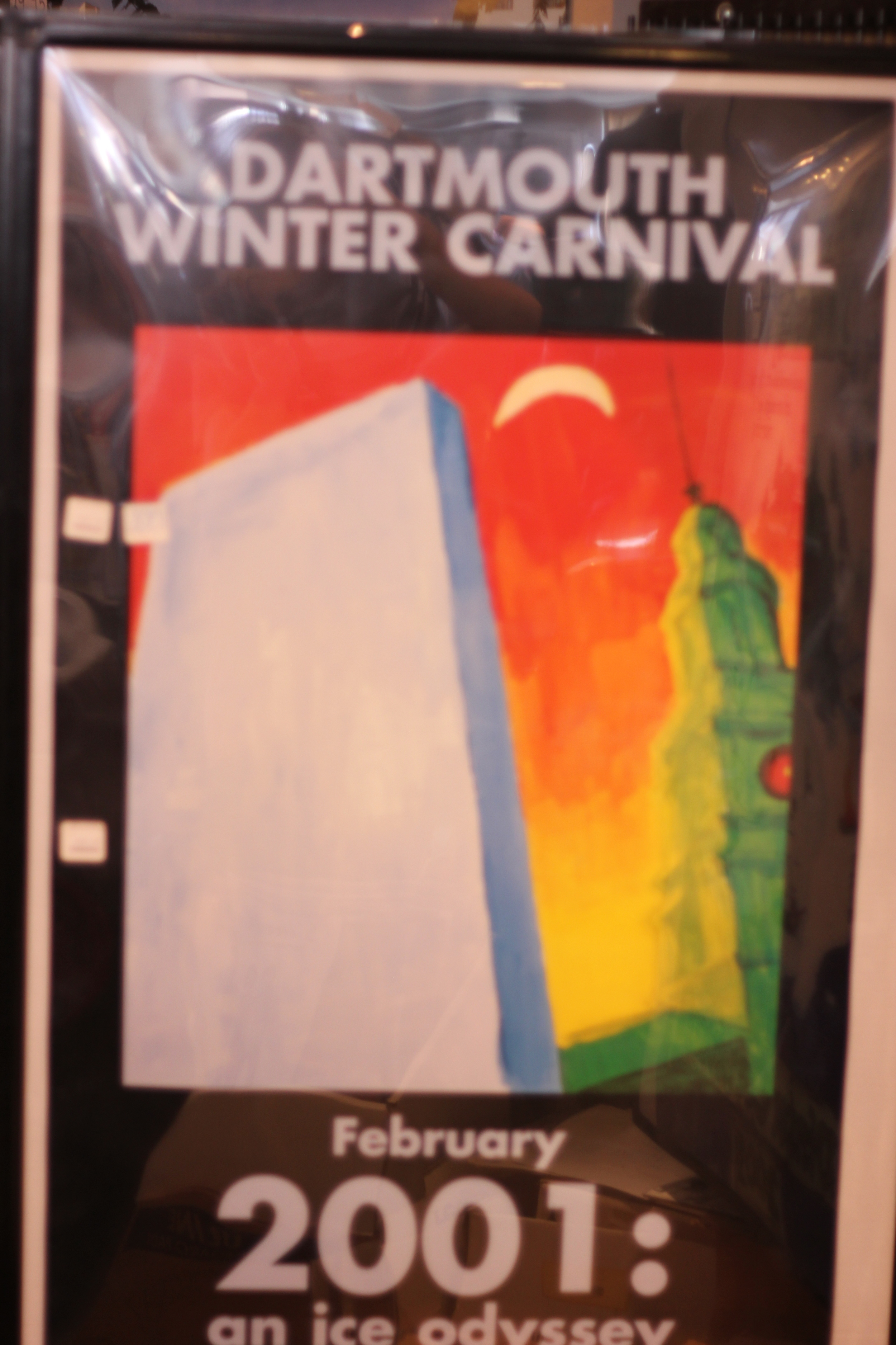 Dartmouth Winter Carnival 2001