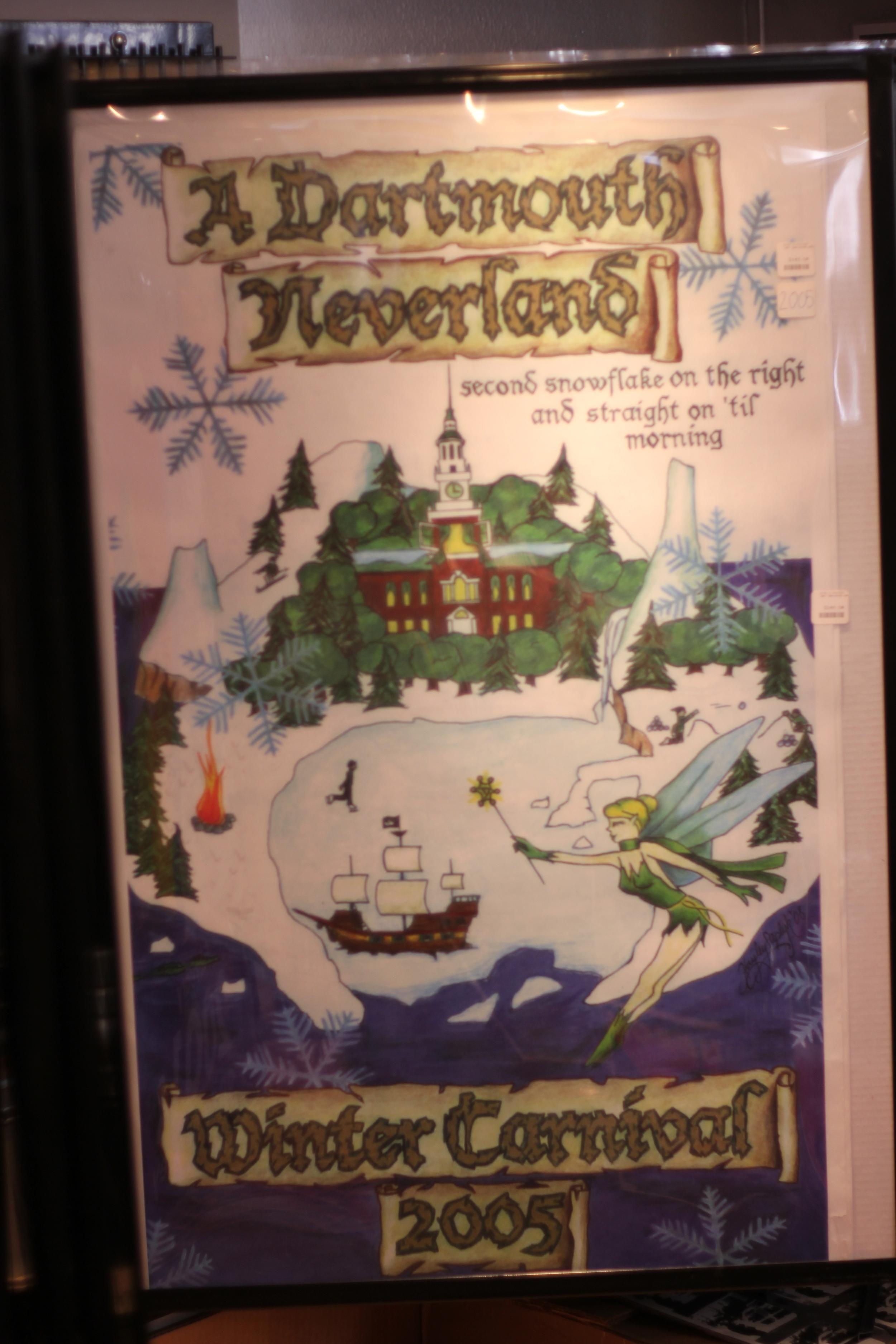 Dartmouth Winter Carnival 2005