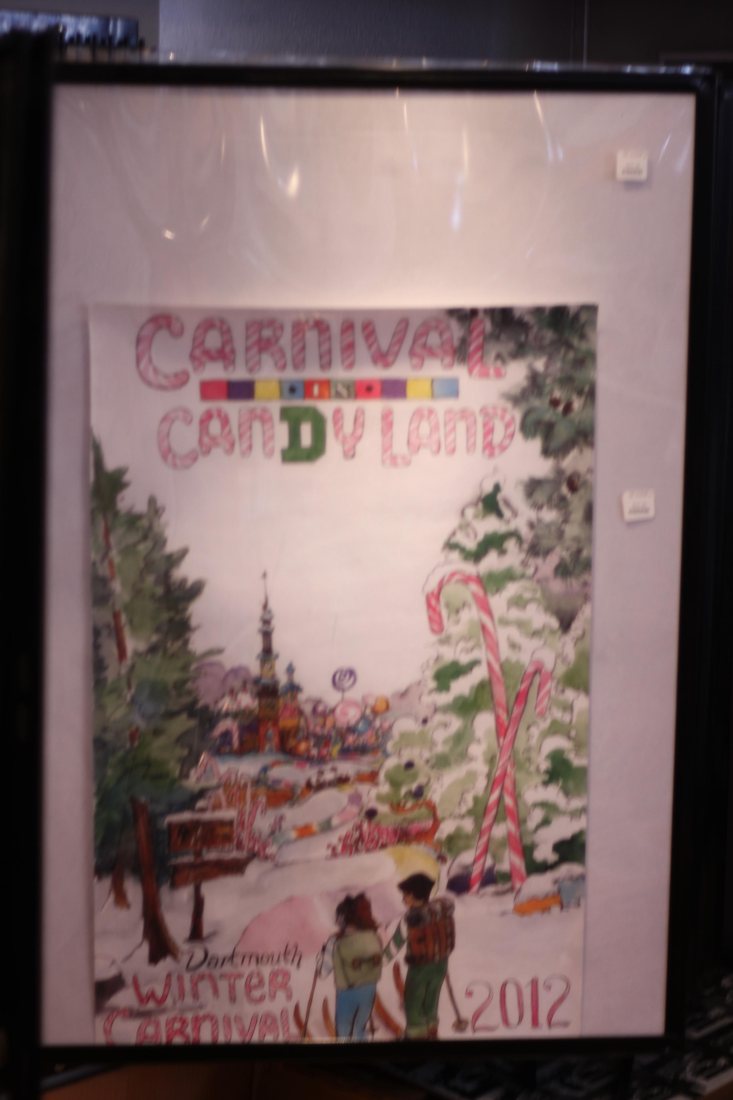 Dartmouth Winter Carnival 2012