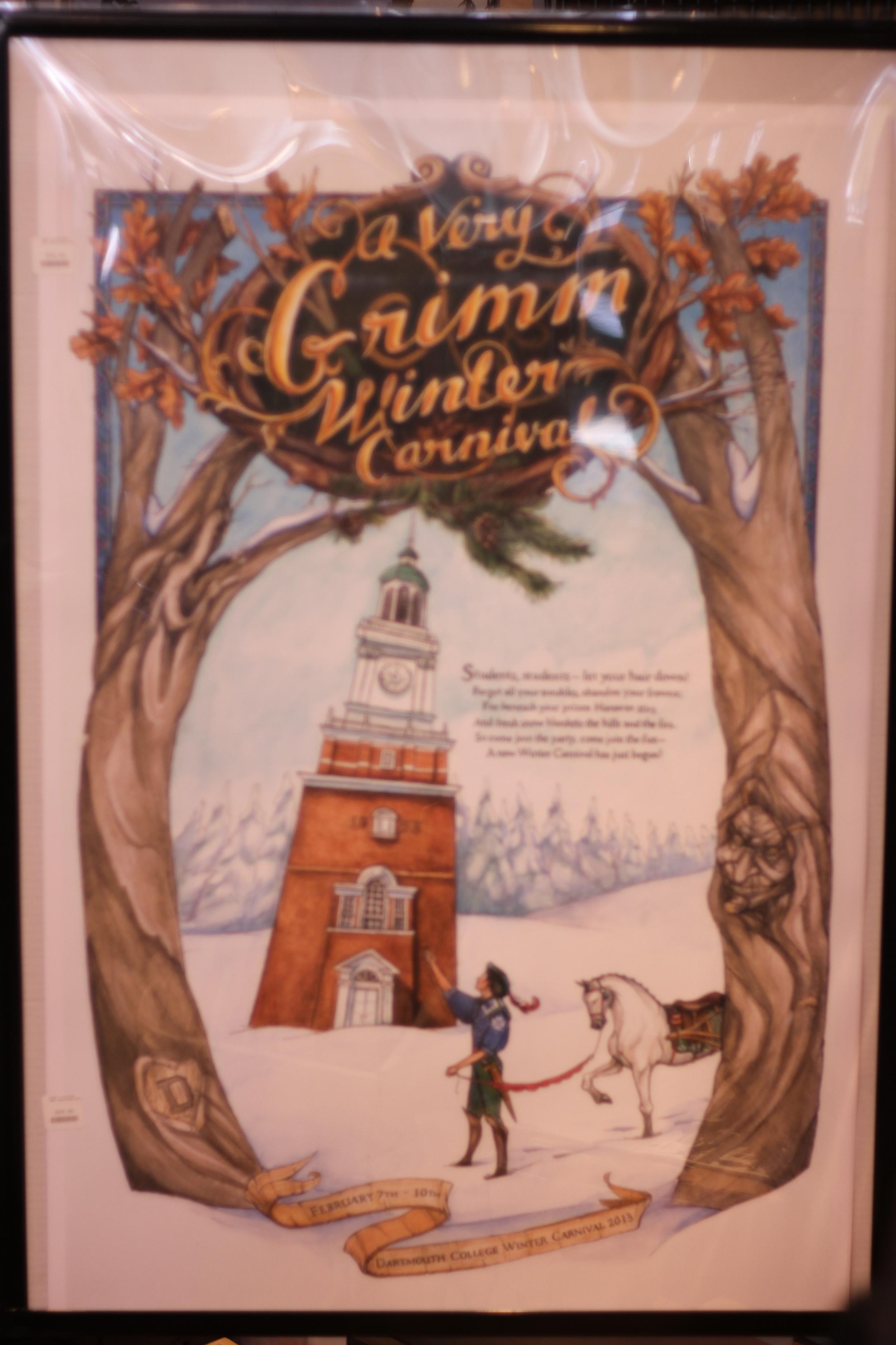 Dartmouth Winter Carnival 2013