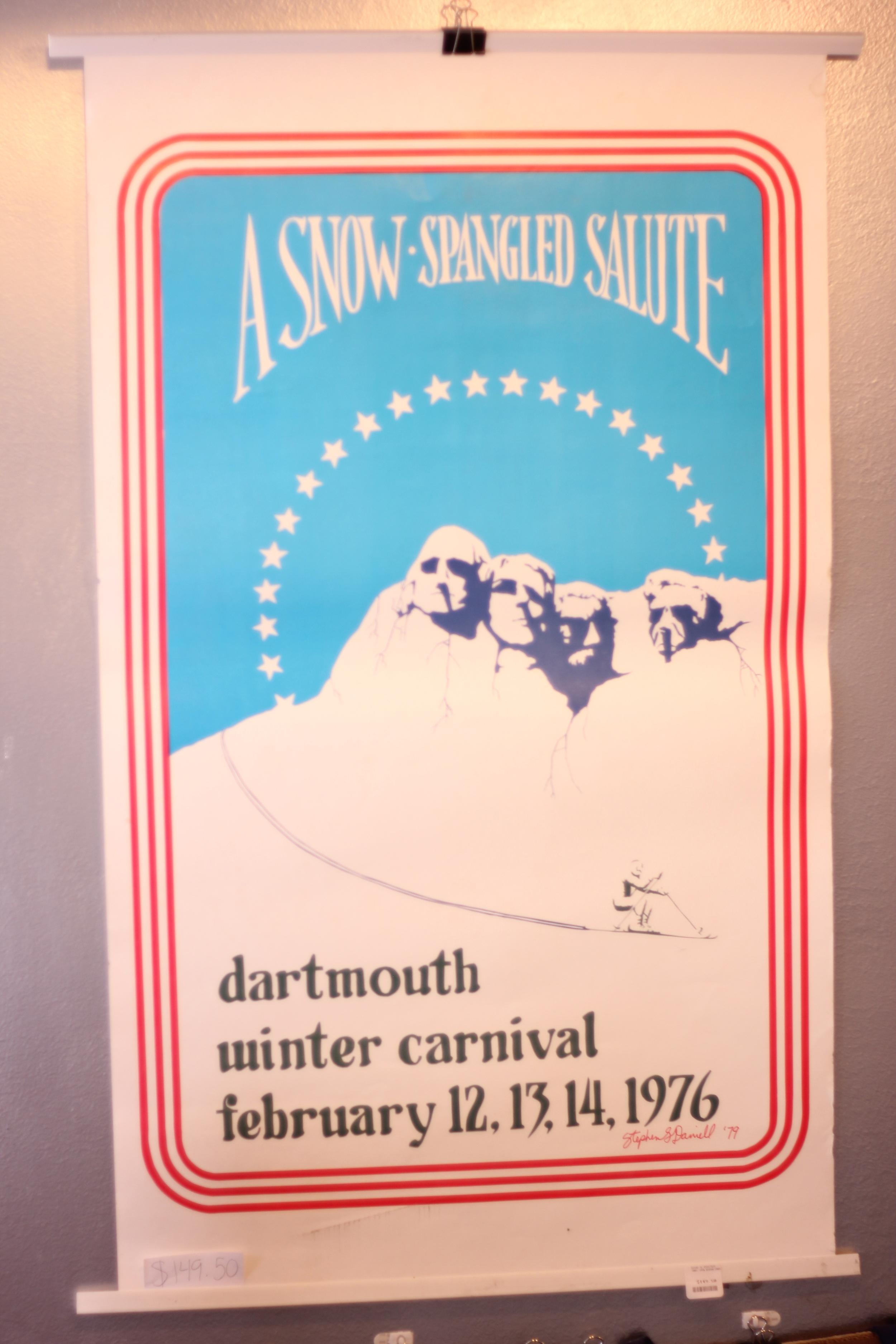 Dartmouth Winter Carnival 1976