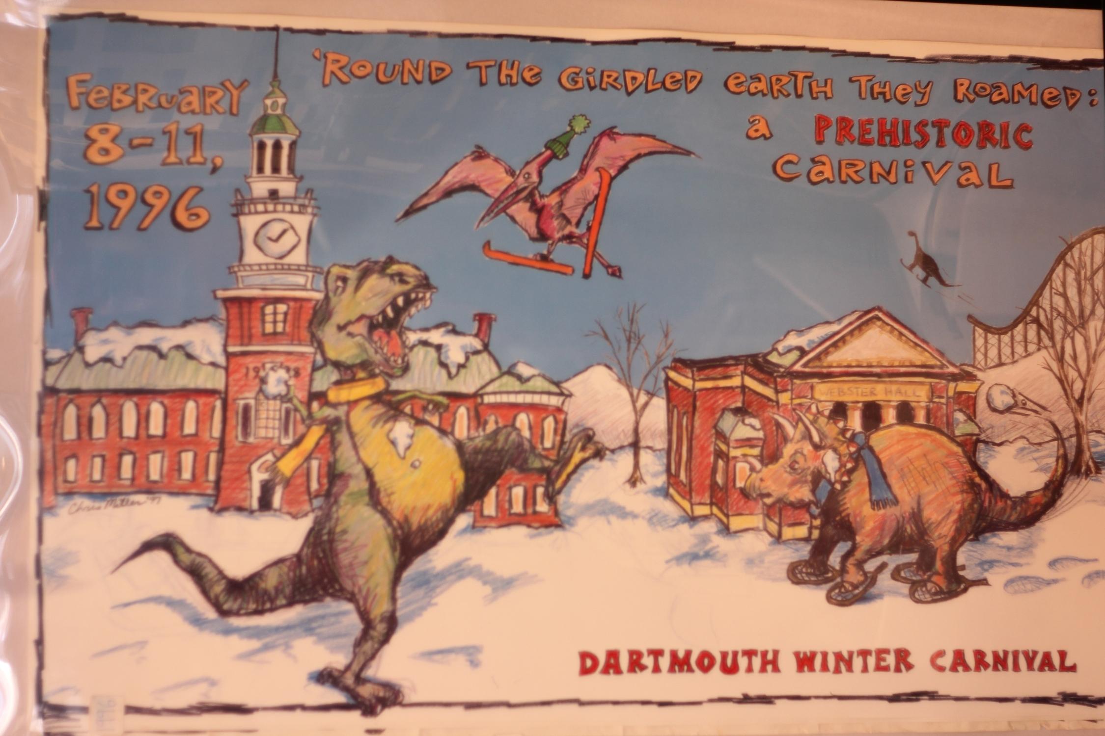 Dartmouth Winter Carnival 1996