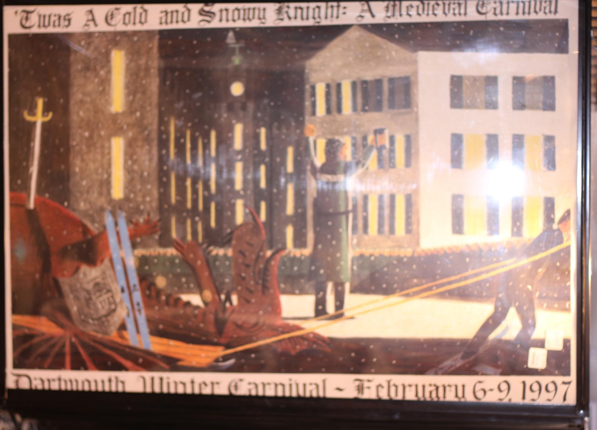 Dartmouth Winter Carnival 1997