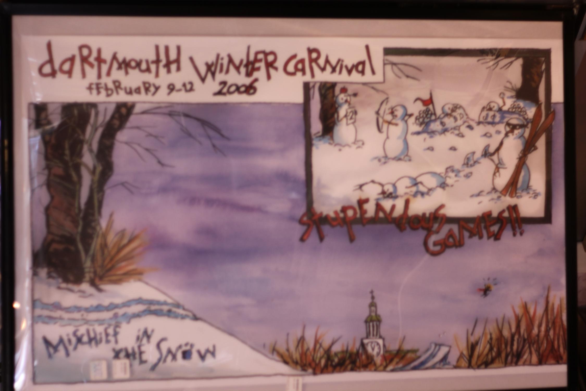 Dartmouth Winter Carnival 2006
