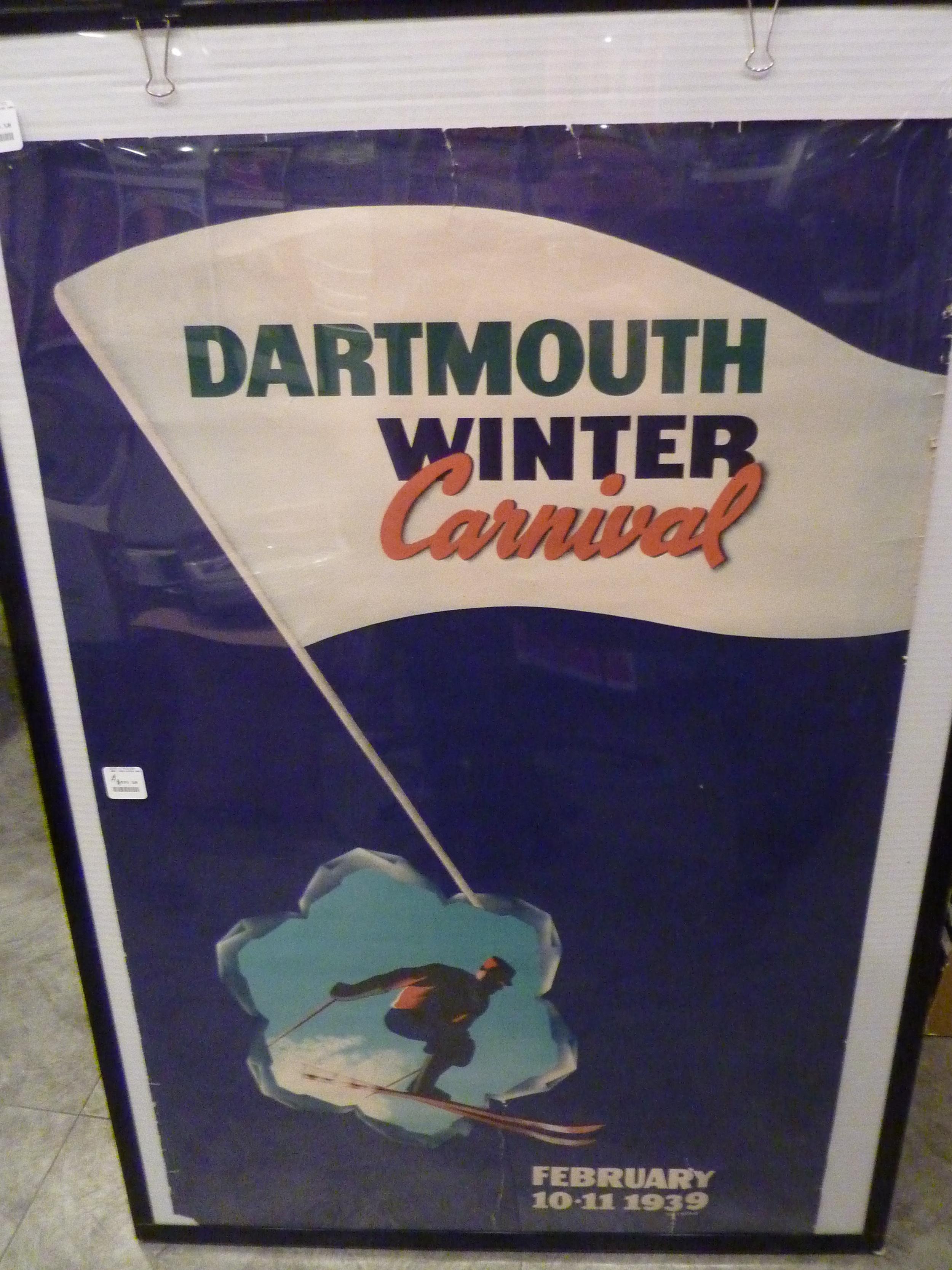 Dartmouth Winter Carnival 1939 (blue)