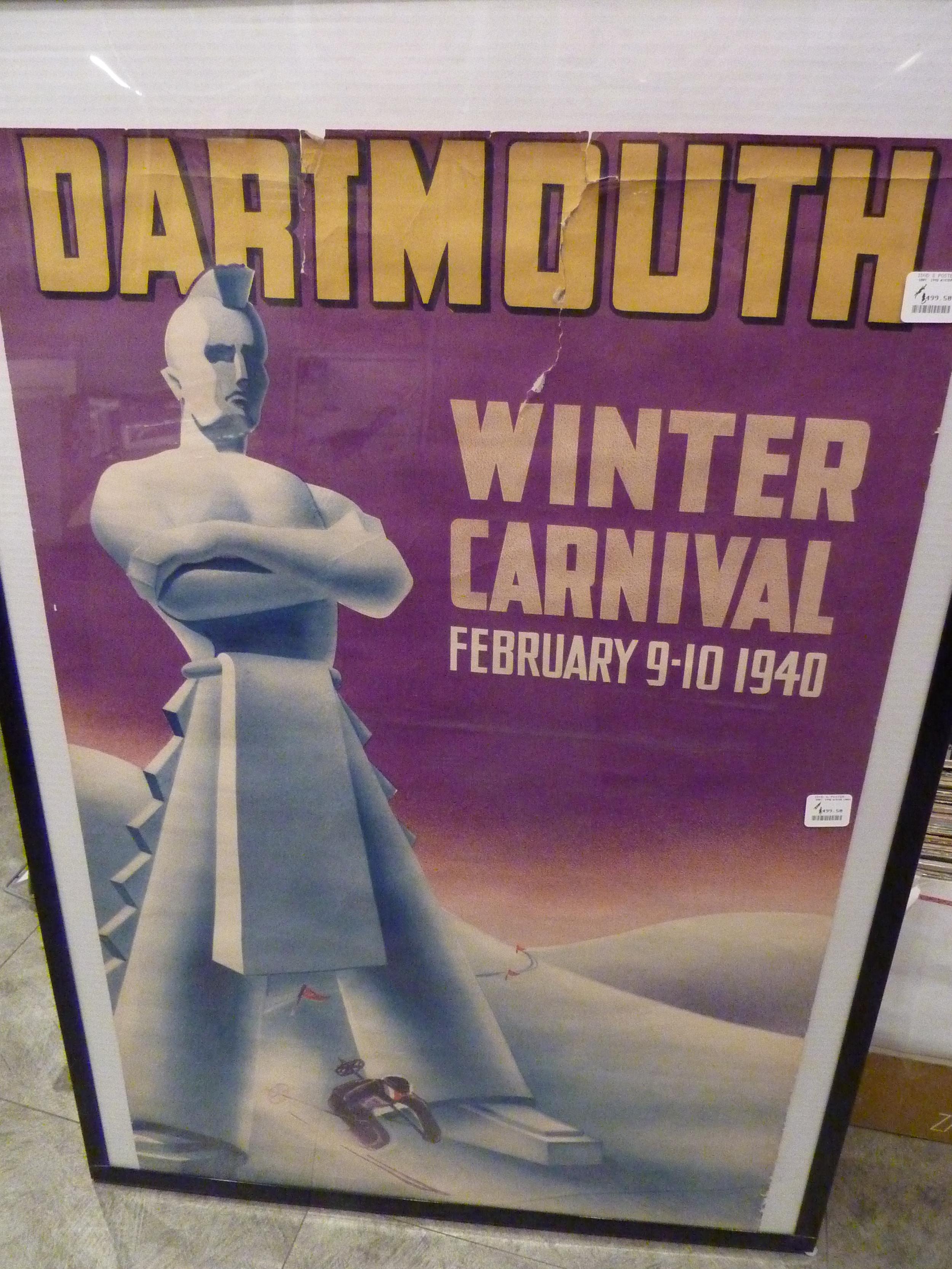 Dartmouth Winter Carnival 1940