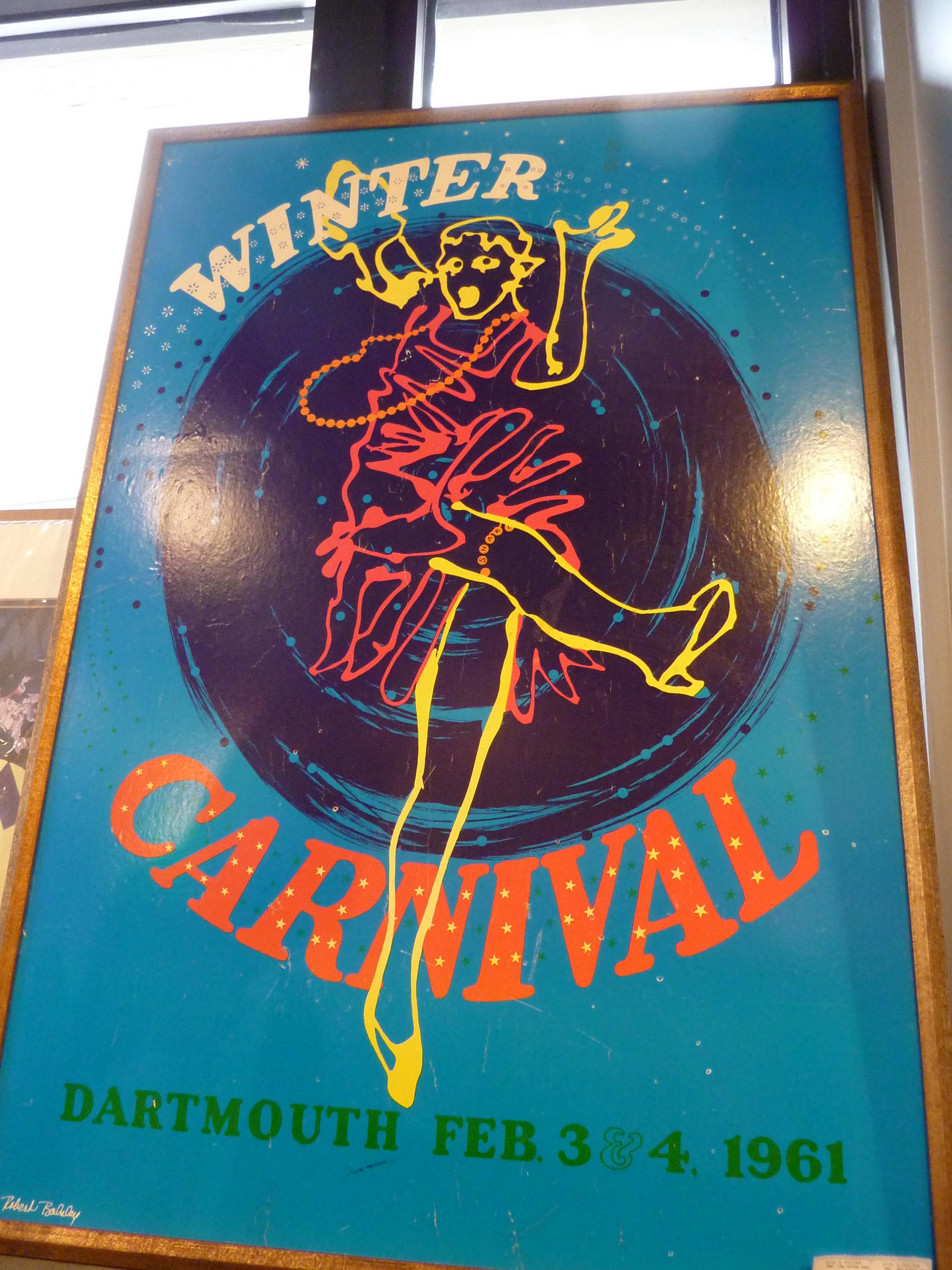Dartmouth Winter Carnival 1961