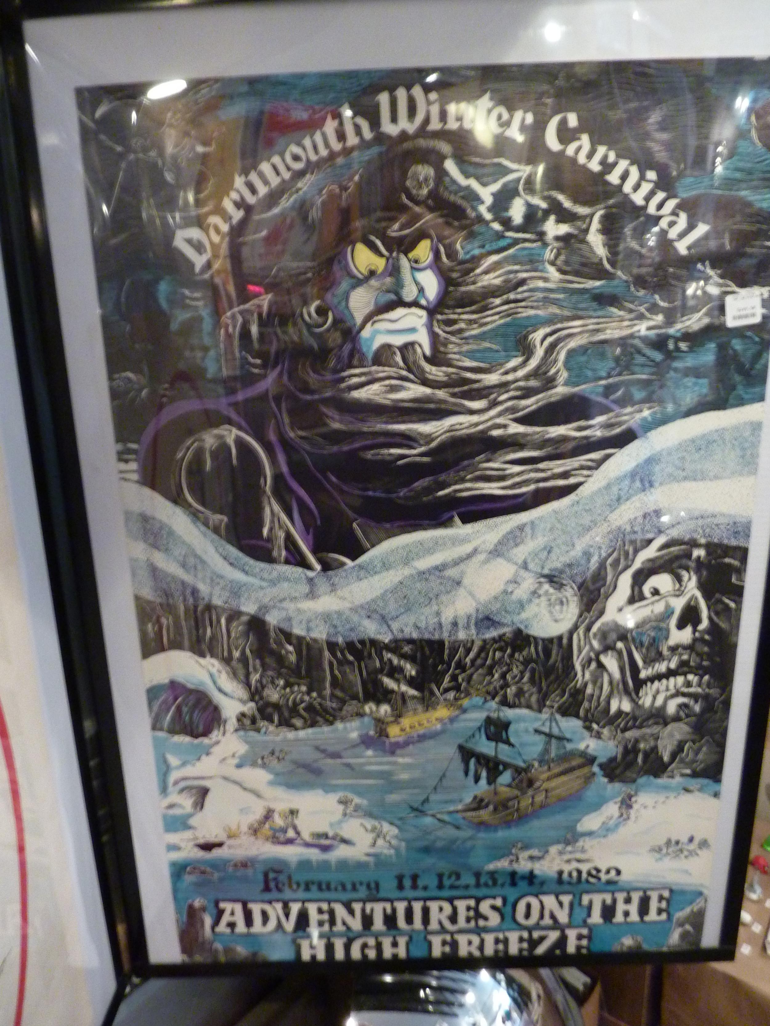 Dartmouth Winter Carnival 1982