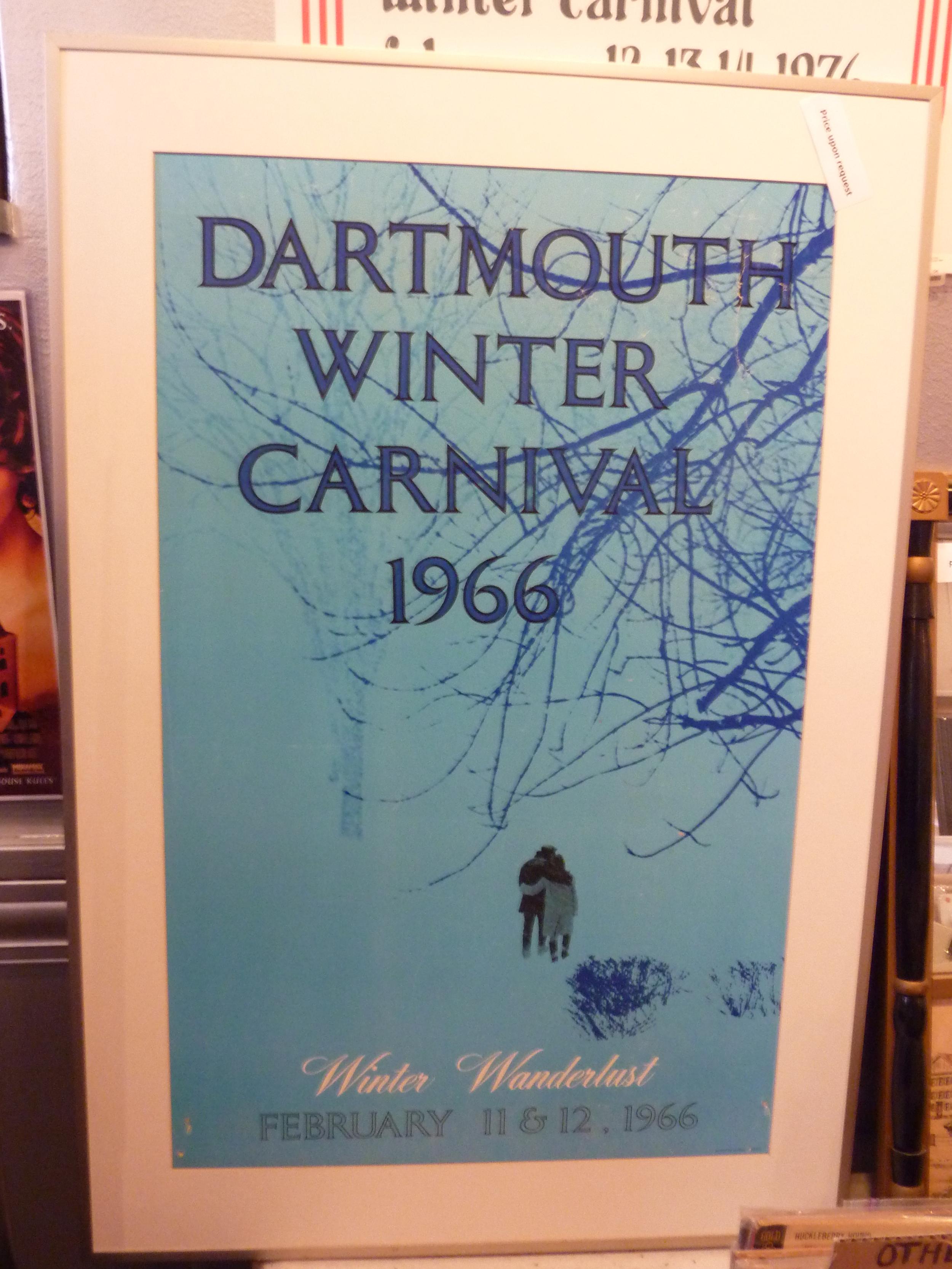 Dartmouth Winter Carnival 1966