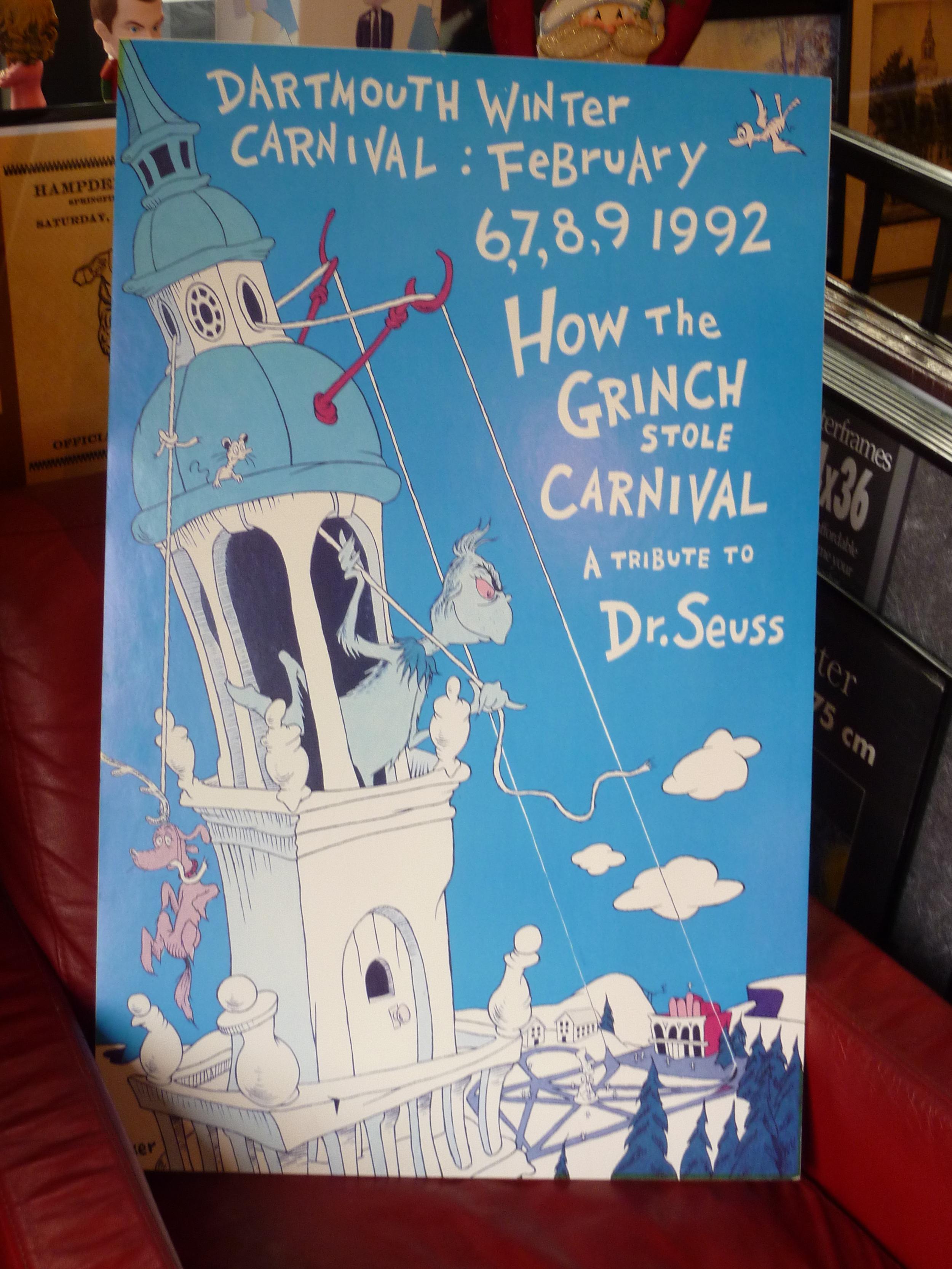 Dartmouth Winter Carnival 1992