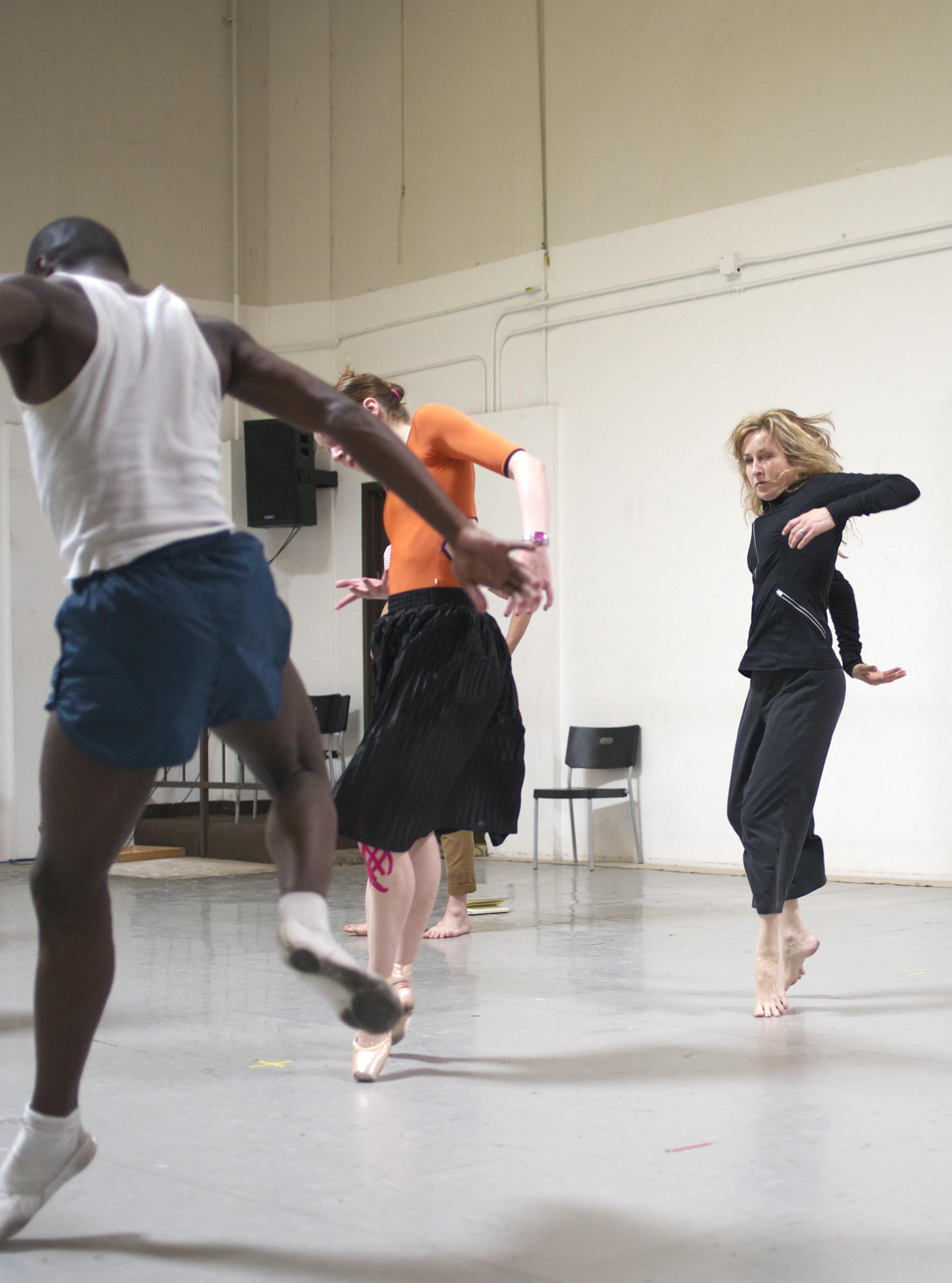 Colony  (in rehearsal)   | NextWave LA | LA Ballet    photo: Rich Koyama