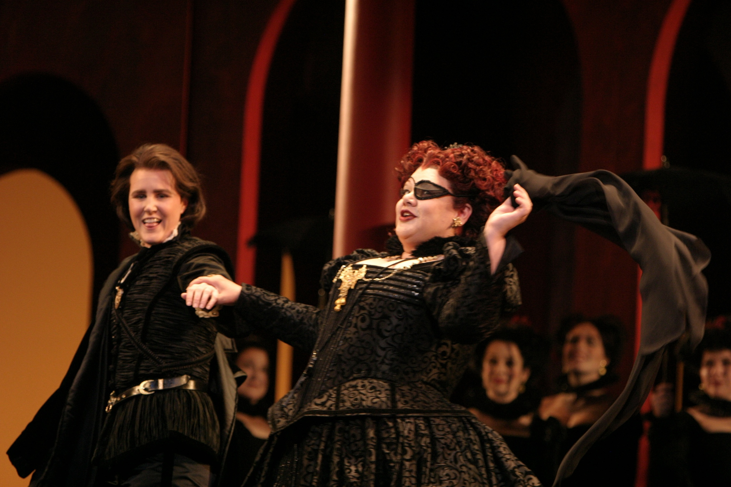 Don Carlo  | LA Opera    photo: Robert Millard