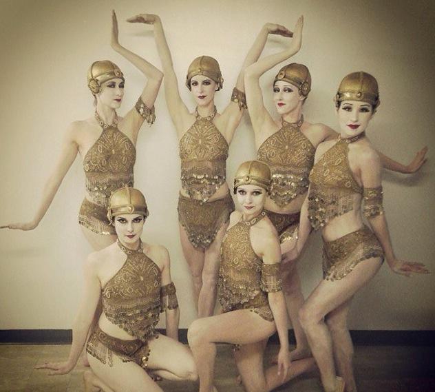 backstage with the ladies of  La Traviata     LA opera | la traviata