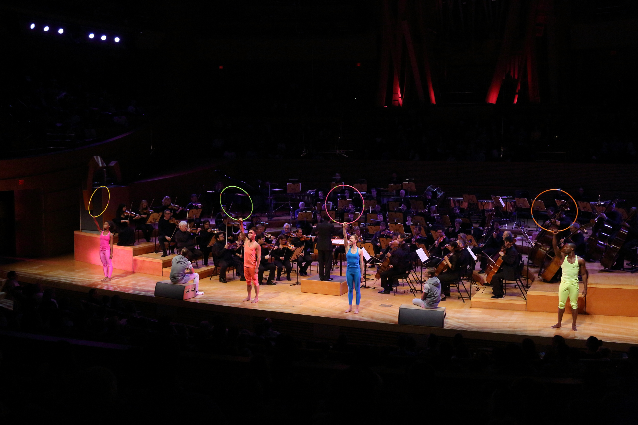 Minimalist Jukebox  | Toyota Symphonies for Youth | LA Phil | Disney Hall