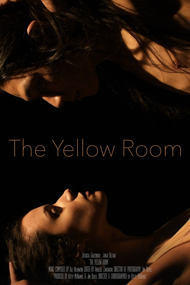 The Yellow Room  | Short Film    Directed + Choreographed by Kitty McNamee