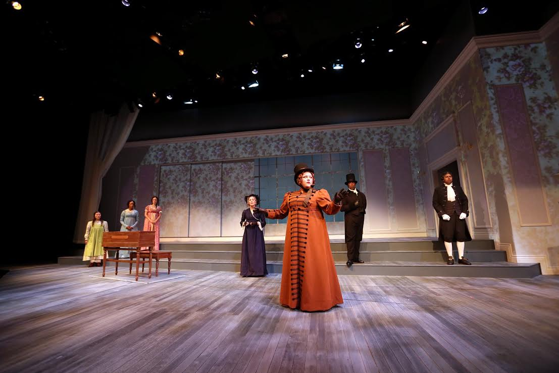 Sense and Sensibility  | South Coast Repertory  photo: Jordan Kubat