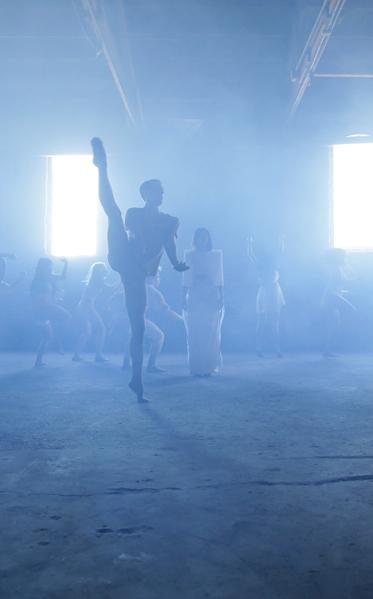 Entelechy    Ariana Delawari   Short Film