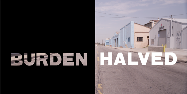 Burden Halved  | Short Film by Kitty McNamee + Lara Schnitger    Director | Choreographer