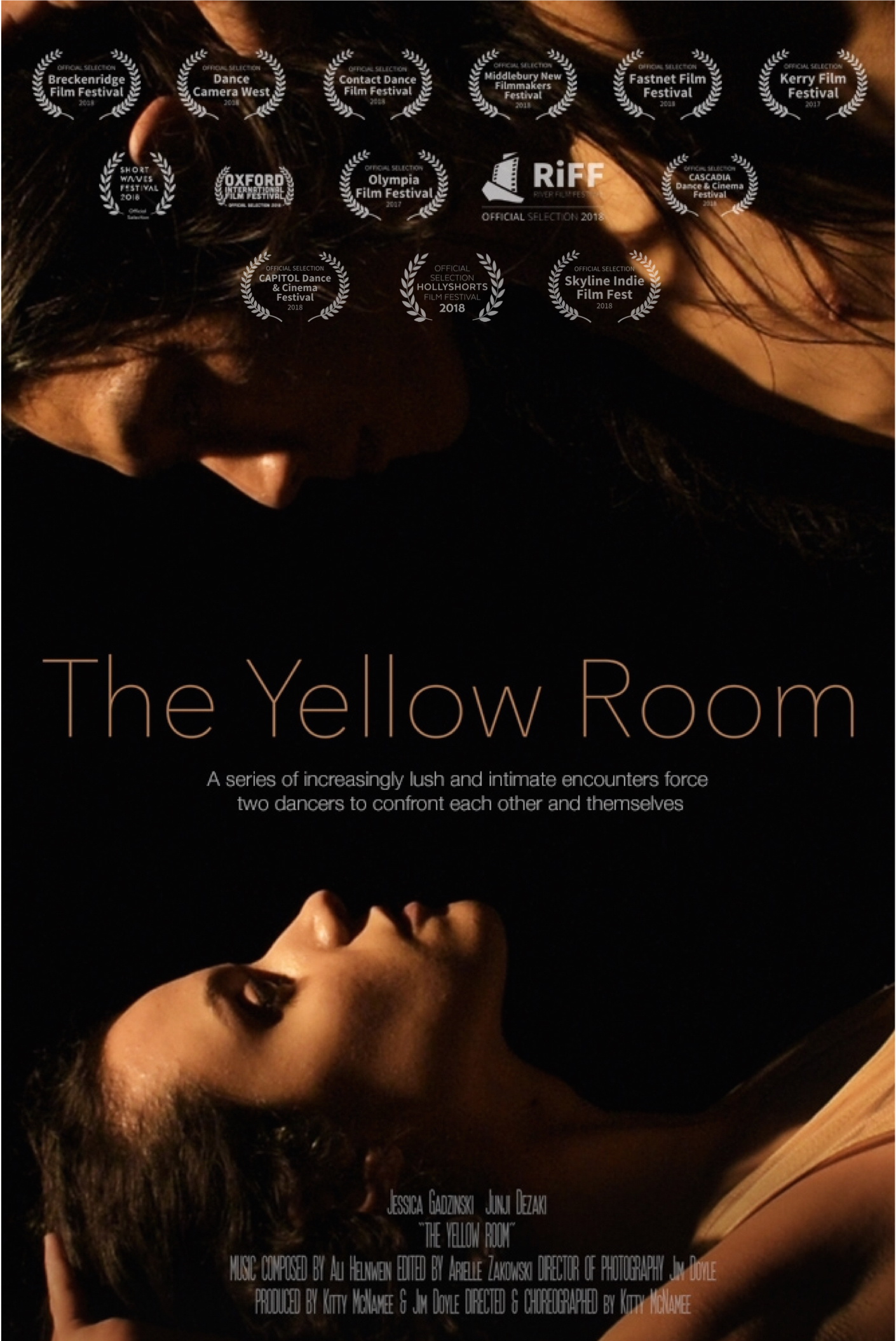 The Yellow Room  | Short Film by Kitty McNamee    Director | Choreographer