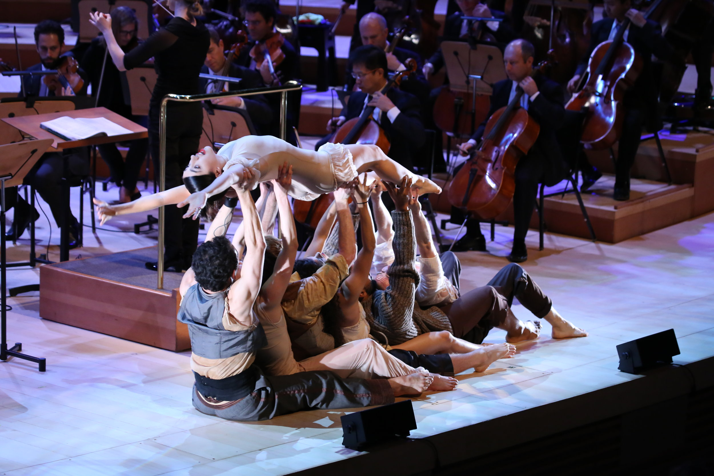 Young Person's Guide to the Orchestra  | LA Phil | Disney Hall    photo: Craig Matthews