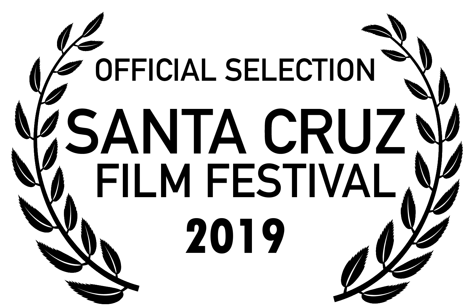 SCFF Official Selection Laurels 2019.png