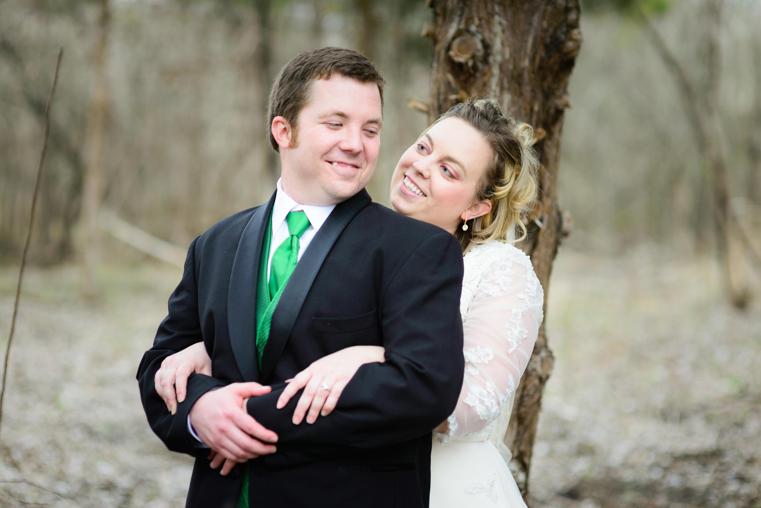 Clint and Ericka Wedding 2015