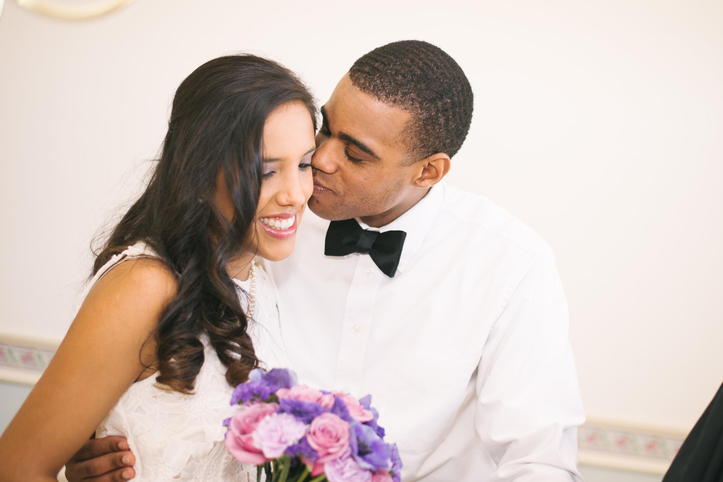 Kai and Melanie Wedding 2016