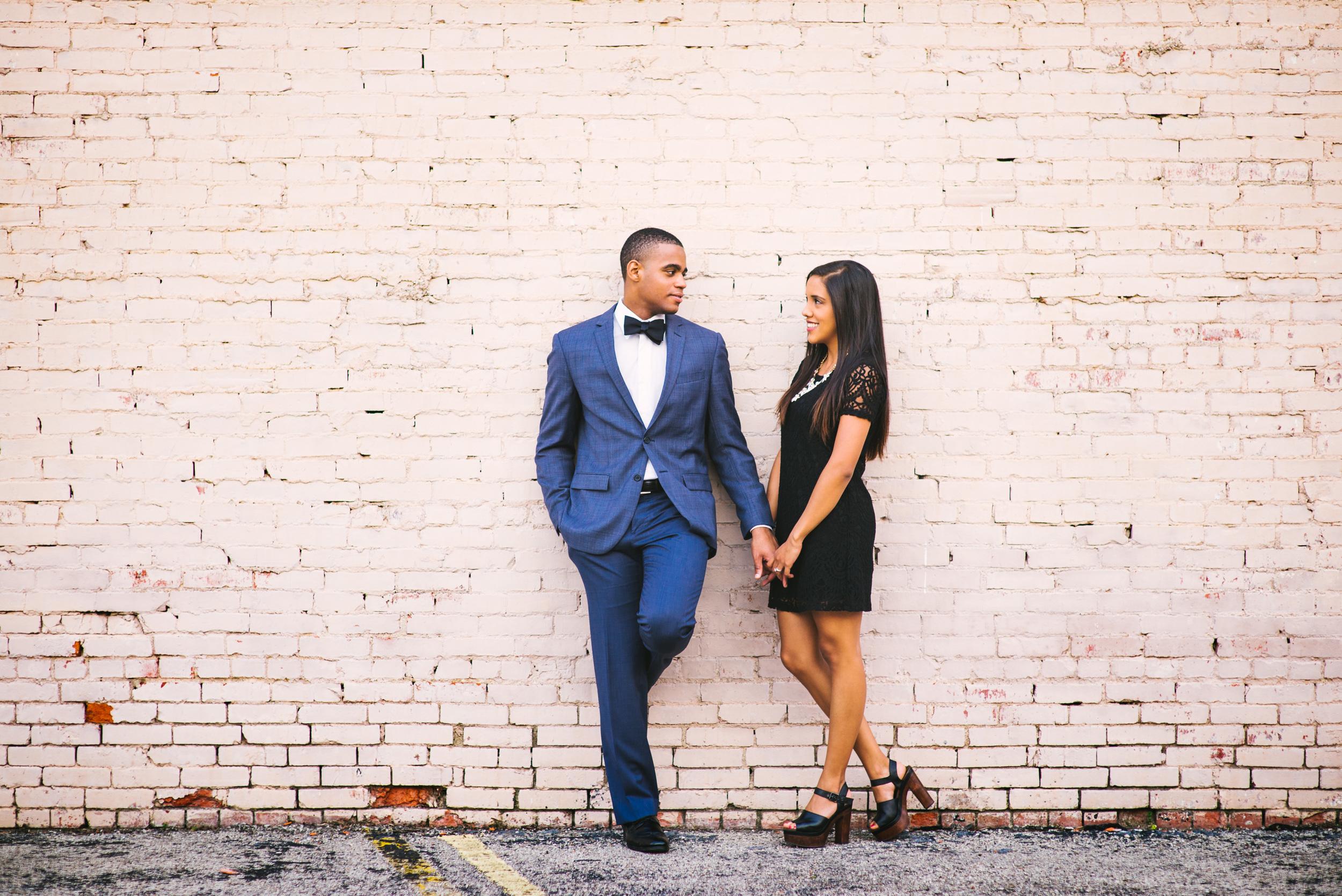 Kai and Melanie Engagement 2016