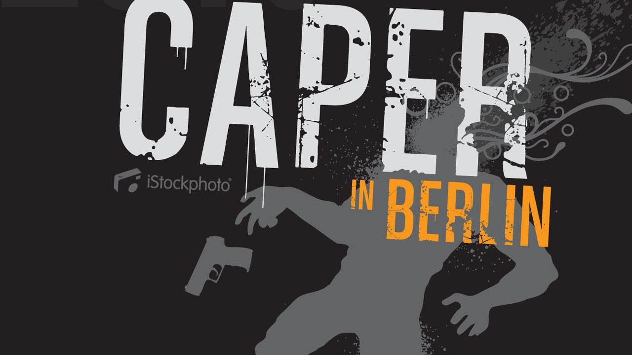 iStockphoto's Caper in Berlin