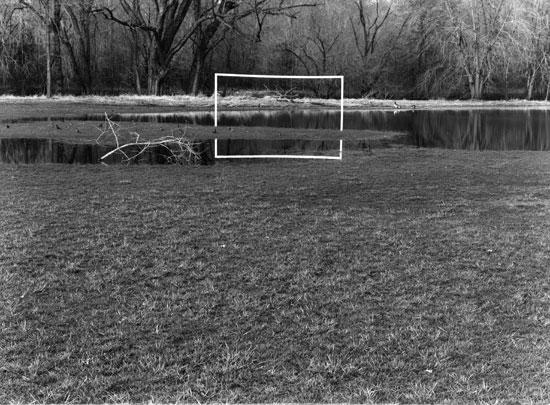 Flooded Soccer Field 1974