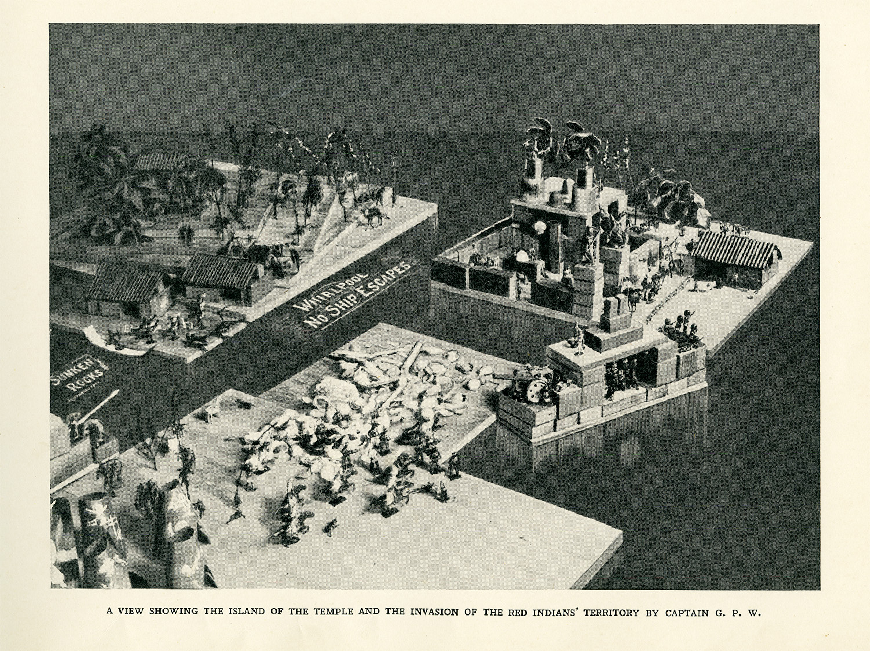 Floor Games , by H.G. Wells