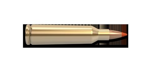NoslerCustom 22-250 Rem Ammunition Cartridge