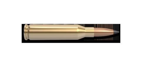 NoslerCustom 7mm Rem Mag Ammunition Cartridge