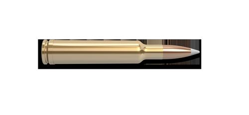 NoslerCustom 7mm Wby Mag Ammunition Cartridge