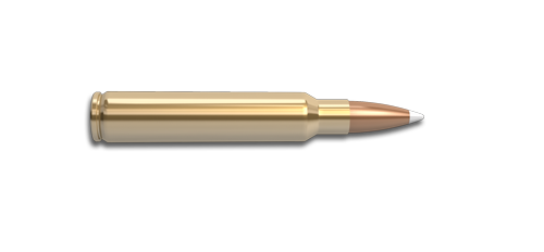 NoslerCustom 300 RUM Ammunition Cartridge