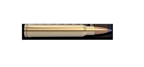NoslerCustom 8mm Rem Mag Ammunition Cartridge