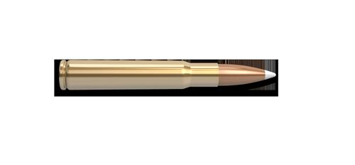 NoslerCustom 338-06 A-Square Ammunition Cartridge