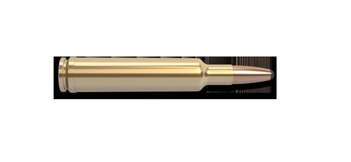 NoslerCustom 340 Wby Mag Ammunition Cartridge