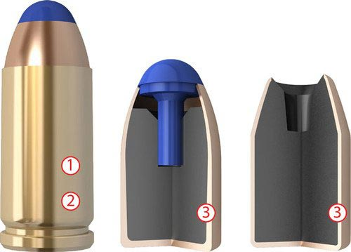 Defense Handgun Bullets