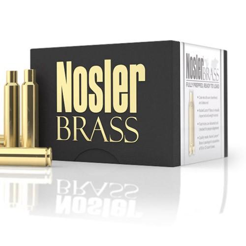 Nosler Brass Box