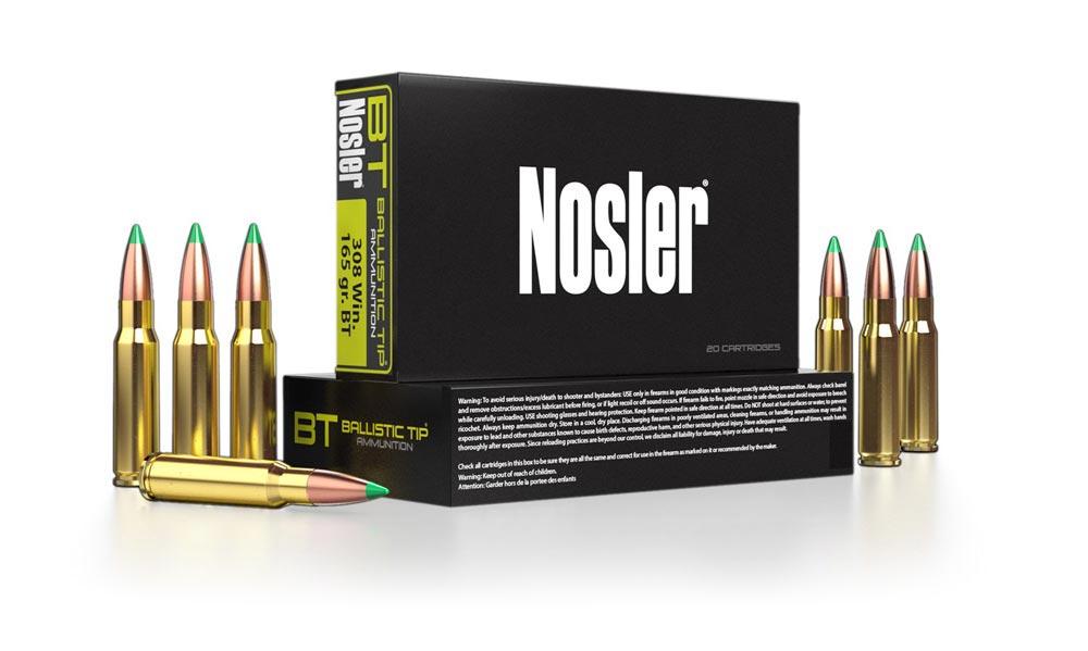 BT | Ballistic Tip | Nosler - Bullets, Brass, Ammunition & Rifles