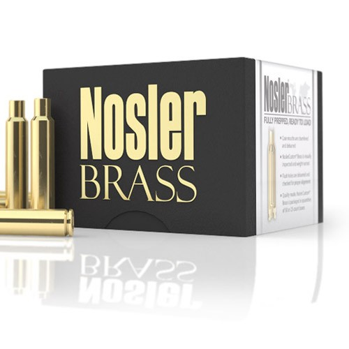 Nosler Brass Box