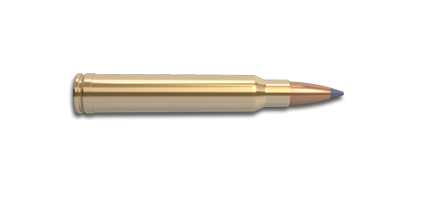 8mm Remington Magnum Rifle Cartridge