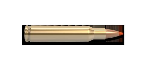 222 Remington Magnum Rifle Cartridge