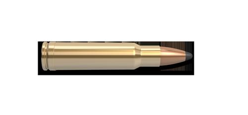 350 Remington Magnum Rifle Cartridge