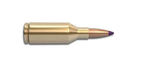 243 Winchester Super Short Magnum (WSSM) Rifle Cartridge